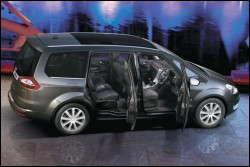Ford Galaxy - 7 Seater